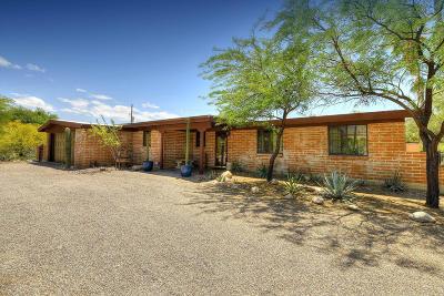 Pima County Single Family Home For Sale: 520 E Deone Circle