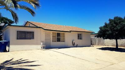 Pima County Single Family Home For Sale: 2117 E Irene Vista