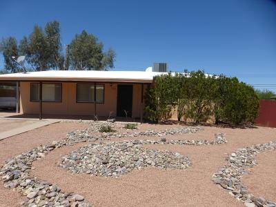 Tucson Single Family Home For Sale: 2102 S Rosemont Avenue