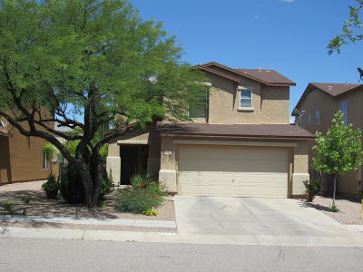 Single Family Home For Sale: 5771 S Manta Ray Road