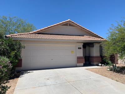 Oro Valley Single Family Home For Sale: 13201 N Classic Overlook Court