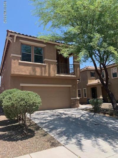 Pima County Single Family Home For Sale: 44 W Camino Fuste