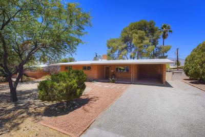 Tucson AZ Single Family Home For Sale: $250,000