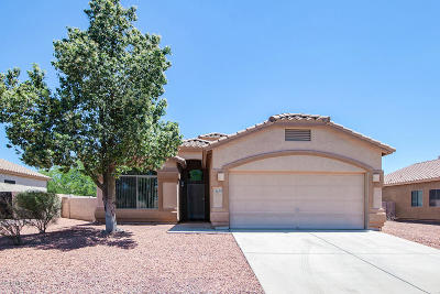 Tucson AZ Single Family Home For Sale: $205,000