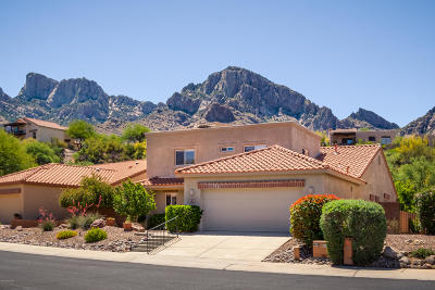 Oro Valley Single Family Home For Sale: 1536 E Charoleau Place