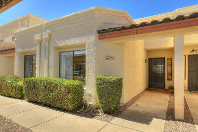 Pima County Condo For Sale: 10163 E Chevelon Street