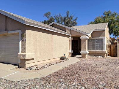 Pima County Single Family Home For Sale: 4300 W Blacksmith Street