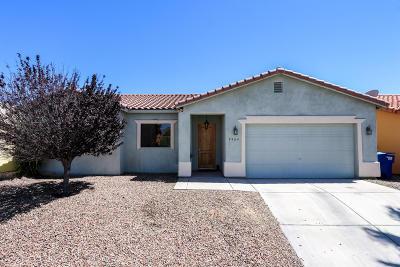Tucson AZ Single Family Home For Sale: $179,900
