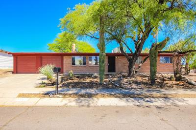 Pima County Single Family Home For Sale: 9302 E 39th Street