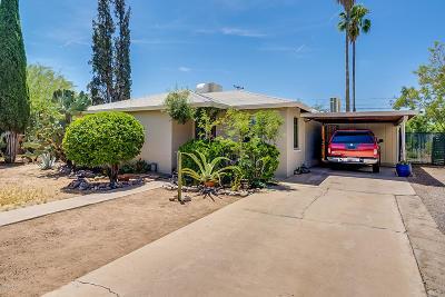 Tucson AZ Single Family Home For Sale: $159,000