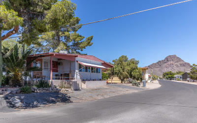 Tucson Single Family Home Active Contingent: 5724 W Rocking Circle Street