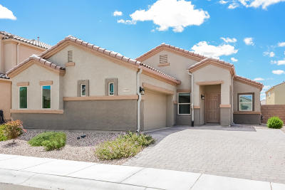 Marana Single Family Home For Sale: 9001 W Rolling Springs Drive