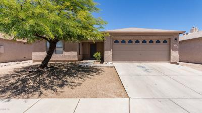 Tucson Single Family Home For Sale: 9927 E Deer Trail