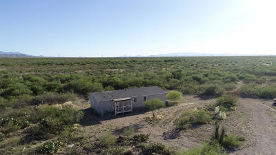 Pima County, Pinal County Manufactured Home For Sale: 13280 S Hound Dog Road