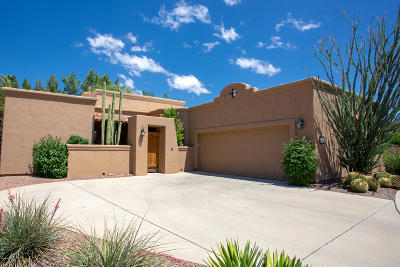 Tucson Single Family Home For Sale: 3752 N Placita Vergel