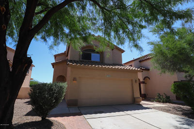 Sahuarita Single Family Home For Sale: 15069 S Theodore Roosevelt Way
