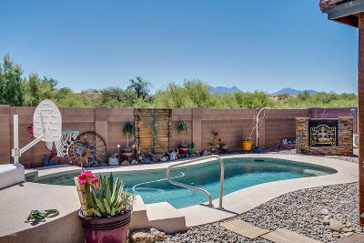 Sahuarita AZ Single Family Home For Sale: $339,500
