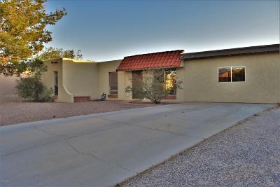 Tucson Single Family Home For Sale: 7809 N Orangewood Place