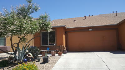 Tucson Townhouse For Sale: 2044 E Calle Sierra Del Manantial
