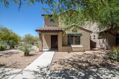 Tucson Single Family Home For Sale: 10544 E Pleasant Pasture Drive