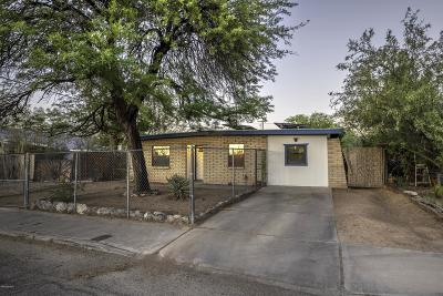 Tucson Single Family Home For Sale: 2946 N Euclid Avenue