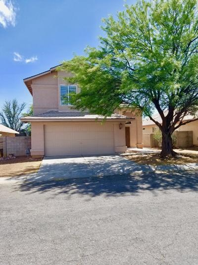 Tucson Single Family Home For Sale: 3409 Avenida Esperanza