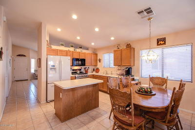 Tucson Single Family Home For Sale: 6952 W Harcuvar Drive