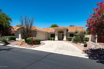 Pima County, Pinal County Single Family Home For Sale: 7425 E Riverbank Loop