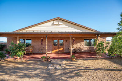 Elgin AZ Single Family Home Active Contingent: $360,000