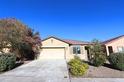 Tucson, Oro Valley, Marana, Sahuarita, Vail Single Family Home Active Contingent: 6684 S Cut Bow Drive