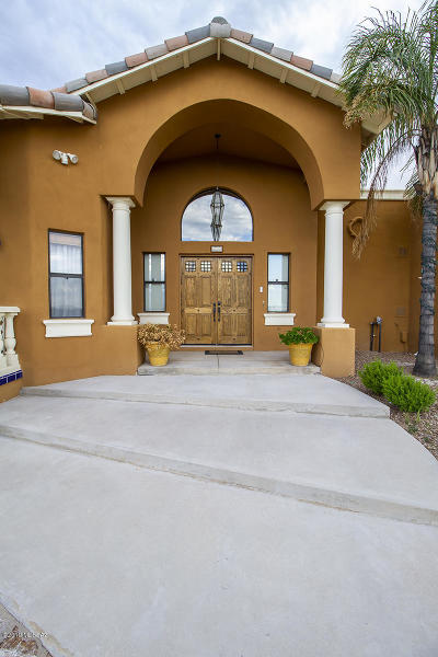 Pima County, Pinal County Single Family Home For Sale: 1031 N Deer Glen Place