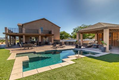 Tucson Single Family Home For Sale: 6078 N Camino De Sotomayor