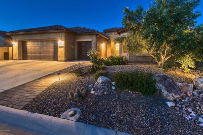 Oracle Single Family Home Active Contingent: 32737 S Egret Trail