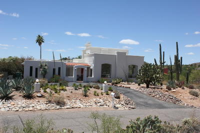 Tucson Single Family Home For Sale: 6441 N Catalina Avenue