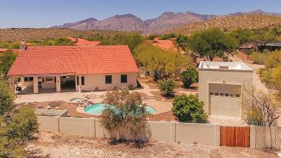Tucson Single Family Home Active Contingent: 3644 N Ridge Port Place