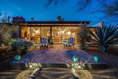 Tucson Single Family Home Active Contingent: Orange Ranch Estates