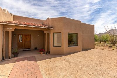 Vail Single Family Home For Sale: 9809 E Ocotillo Rim Trail