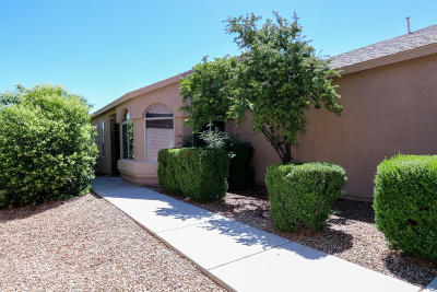 Pima County, Pinal County Single Family Home Active Contingent: 7861 S Sentinal Stone Drive