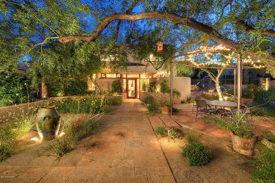 Tucson Single Family Home For Sale: 5949 N Camino Del Conde