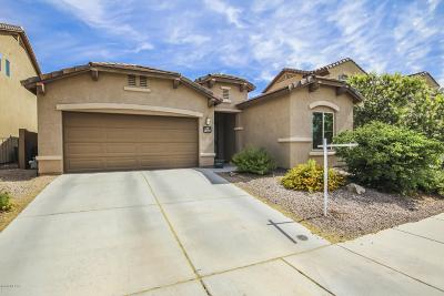 Single Family Home Active Contingent: 10743 E Saguaro Sunset Place