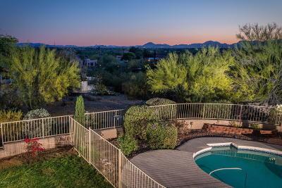 Tucson Single Family Home Active Contingent: 6000 E Calle Ojos Verde