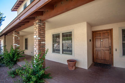 Tucson Single Family Home For Sale: 4260 N Ventana Drive
