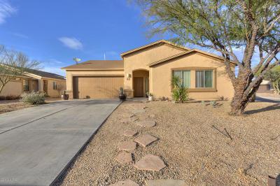 Tucson Single Family Home Active Contingent: 8228 W Calle Escorial