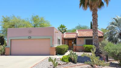 Green Valley Single Family Home Active Contingent: 318 E Paseo Verde