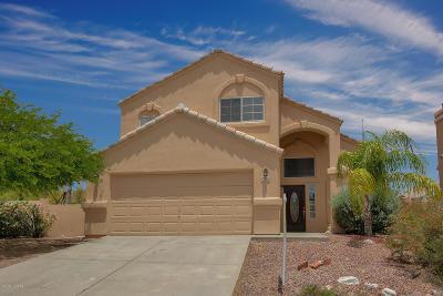 Tucson Single Family Home For Sale: 1311 E Scorpius Place