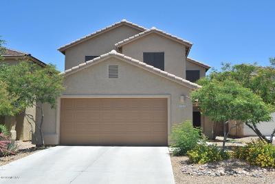 Pima County Single Family Home For Sale: 6889 S Sonoran Bloom Avenue