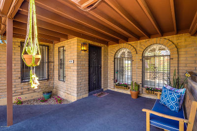 Pima County, Pinal County Townhouse Active Contingent: 6150 N Calle Platina