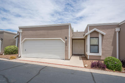 Pima County, Pinal County Townhouse Active Contingent: 6308 N Willowbrook Drive