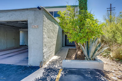 Tucson Townhouse For Sale: 2761 W Anklam Road #F
