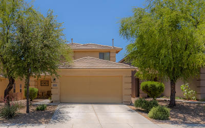 Green Valley Single Family Home Active Contingent: 669 W Cholla Crest Drive